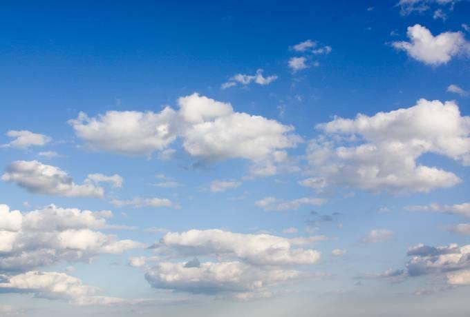 nature sky blue