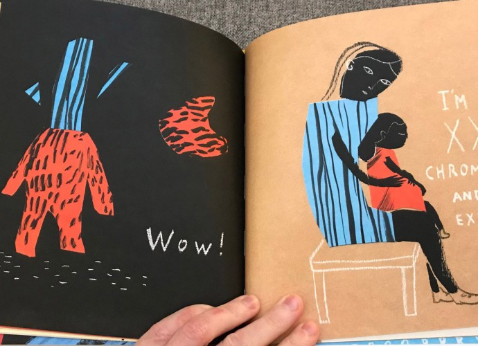 Isol on Experimental Picture Books, Visual Literacy and The Infinitely Yielding Picture