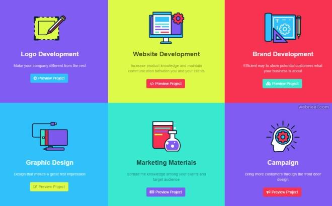cascade manila graphic design website