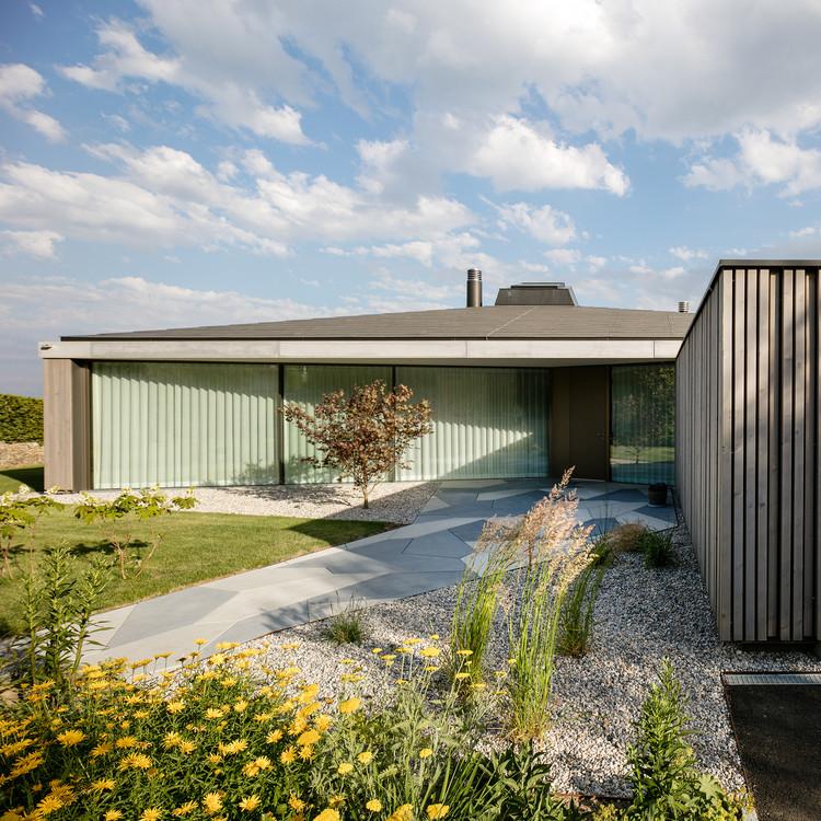 House in Hauterive / bauzeit architekten, © Yves André