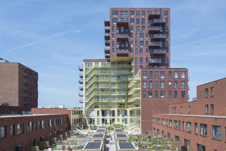De Verkenner Tower / Mei architects and planners, © Jeroen Musch