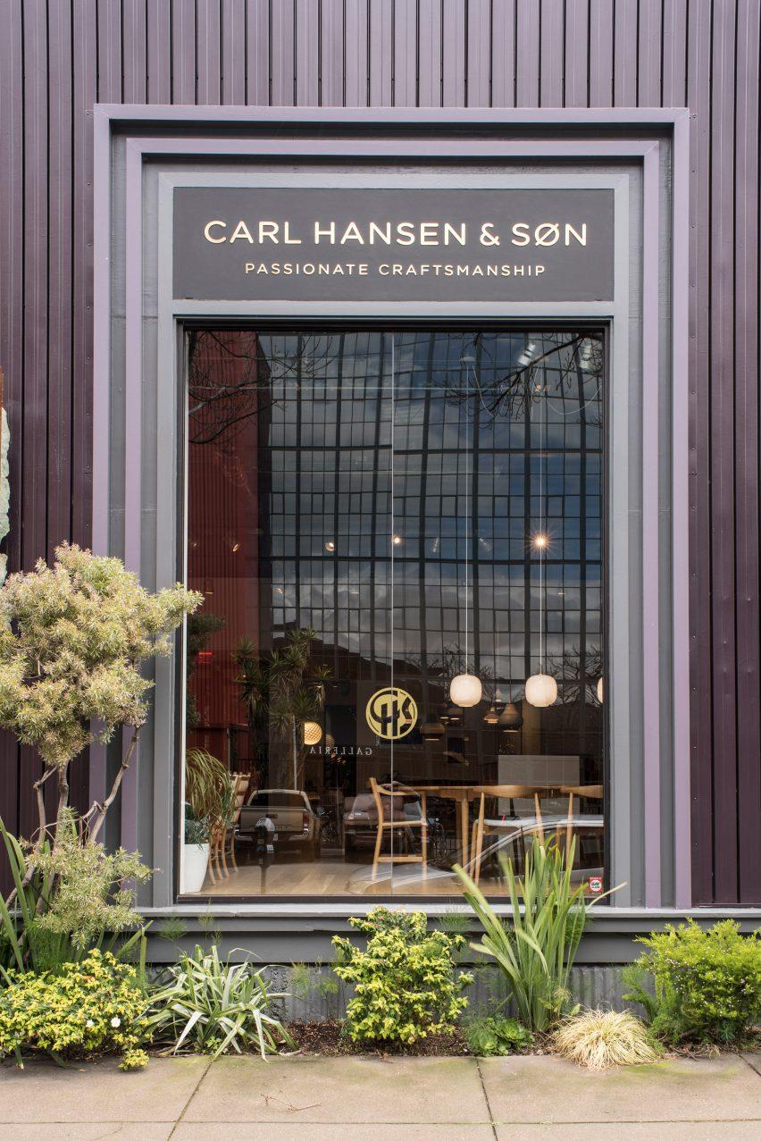 Carl Hansen & Son San Francisco Flagship Store