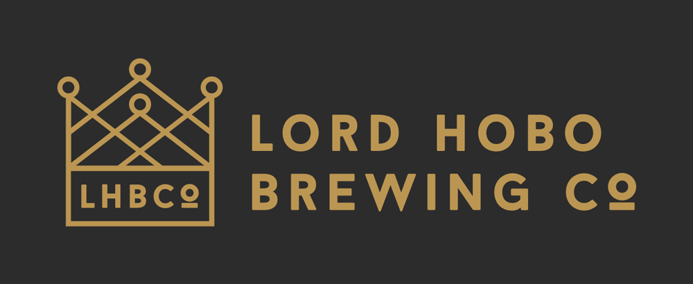 New Logo, Identity, and Packaging for Lord Hobo Brewing by Ben Whitla