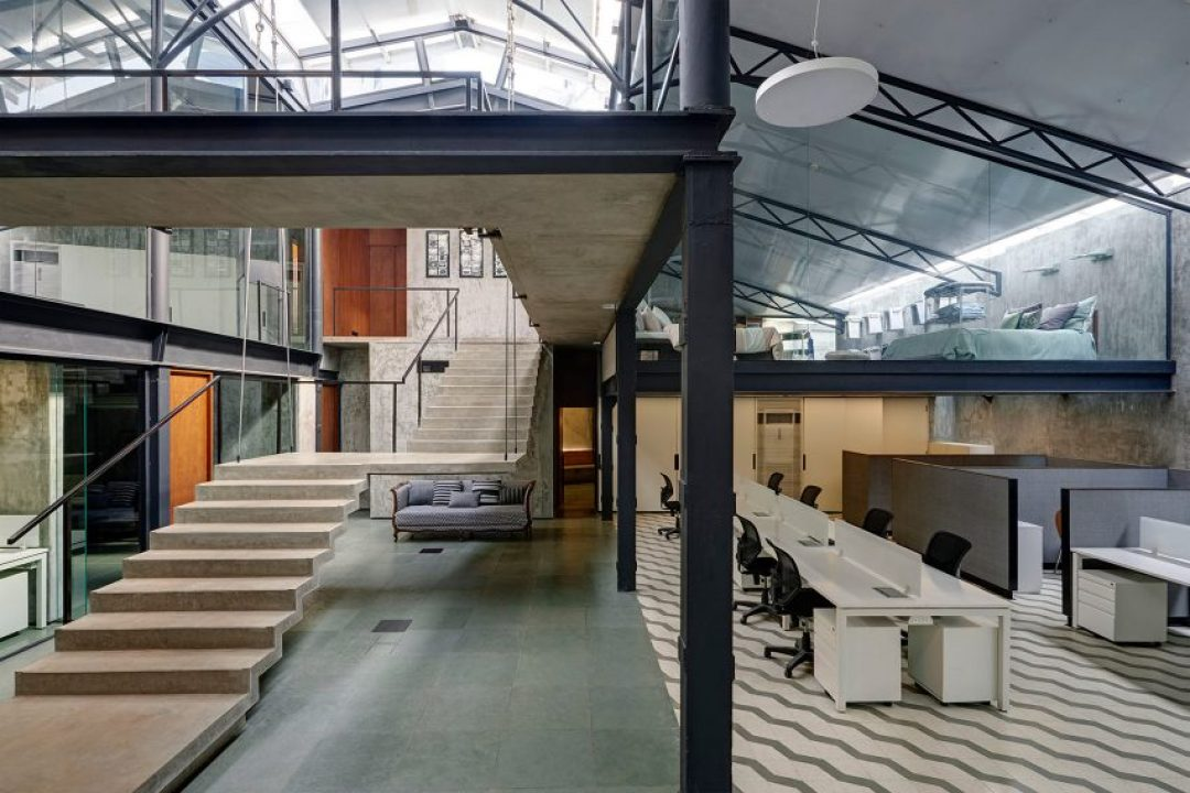 Office in Mumbai by SJK Architects