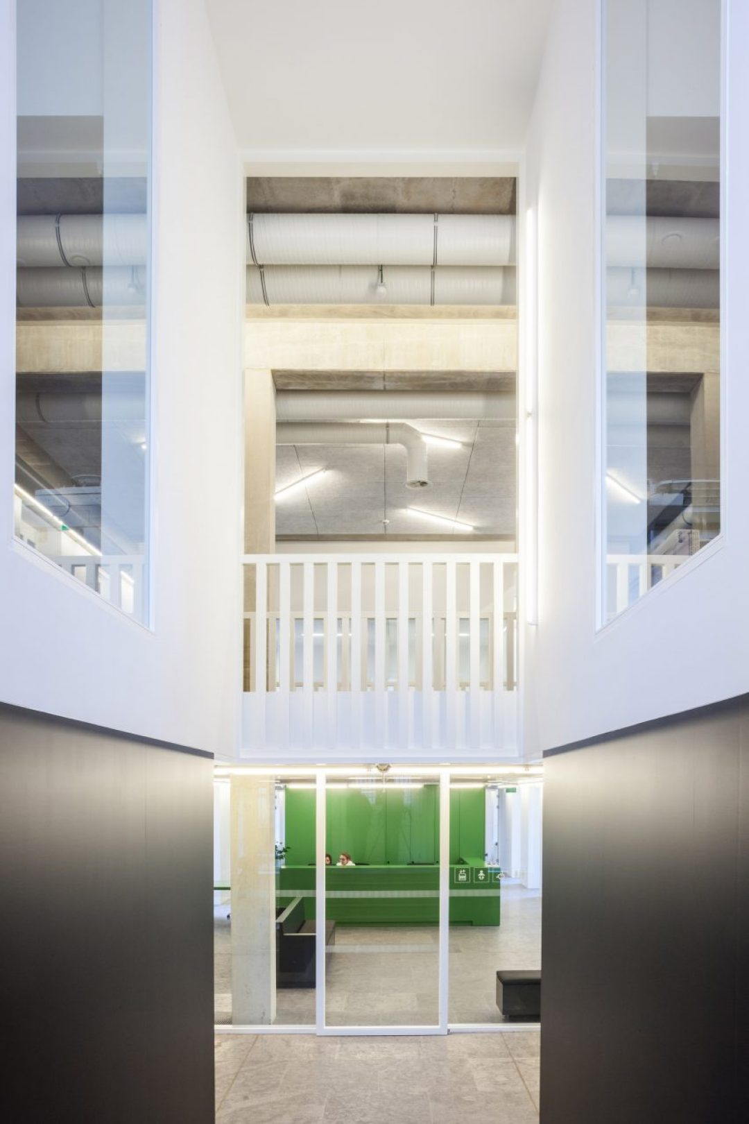 Social Welfare Office by WAW Architects