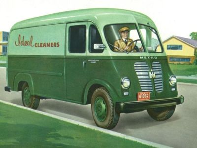 International Harvesters Truck
