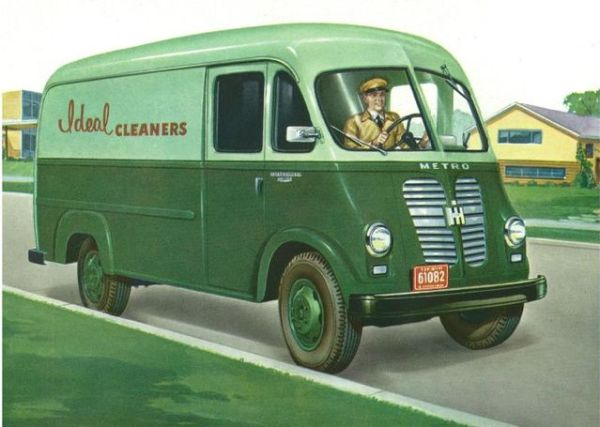 International Harvesters Truck by Raymond Loewy