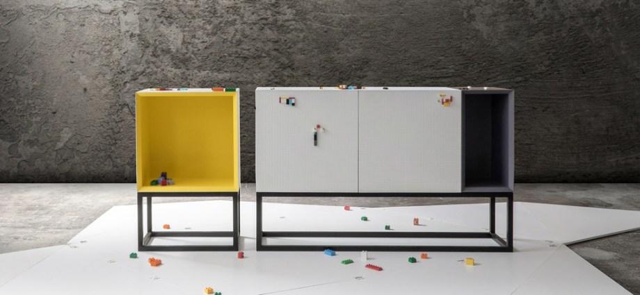 LEGO Compatible Furniture