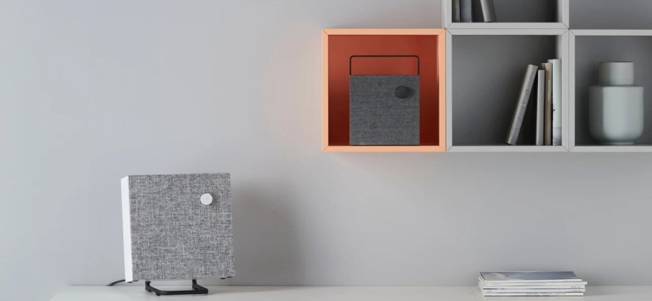 Ikea's First Bluetooth Speaker Fits Perfectly Inside Your Ikea Furniture