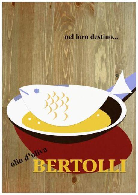 Bertoli Olive Oil Poster