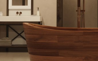 Aquatica-TrueOfuro-American-Walnut-Freestanding-Wood-Bathtub-11-web
