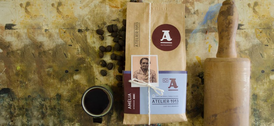 Packaging and design for artisanal coffee products