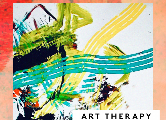 Art Therapy Poster