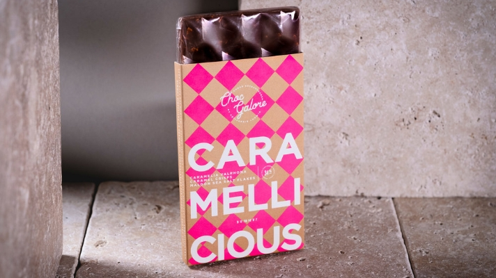 Choc Galore Packaging Design
