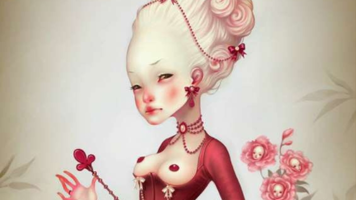 sweet paintings