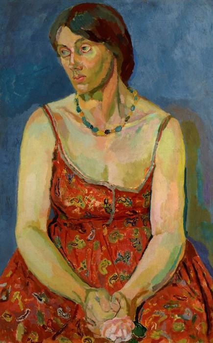 Duncan Grant, Vanessa Bell c.1918
