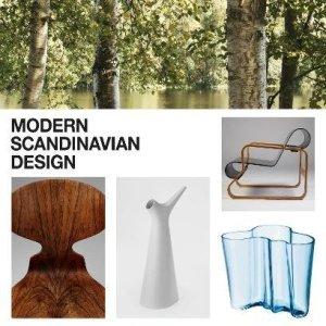Modern Scandinavian Design Hardcover