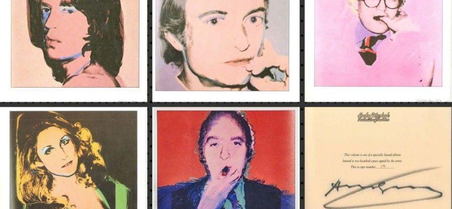 Contemporary art panel in Pop Art Style