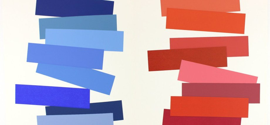 Interaction of Color by Josef Albers illustration