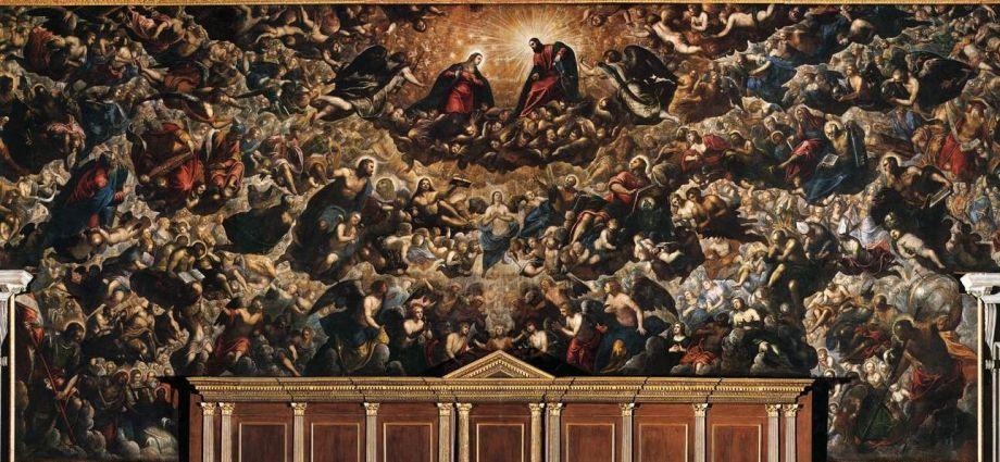 Paradise - Tintoretto