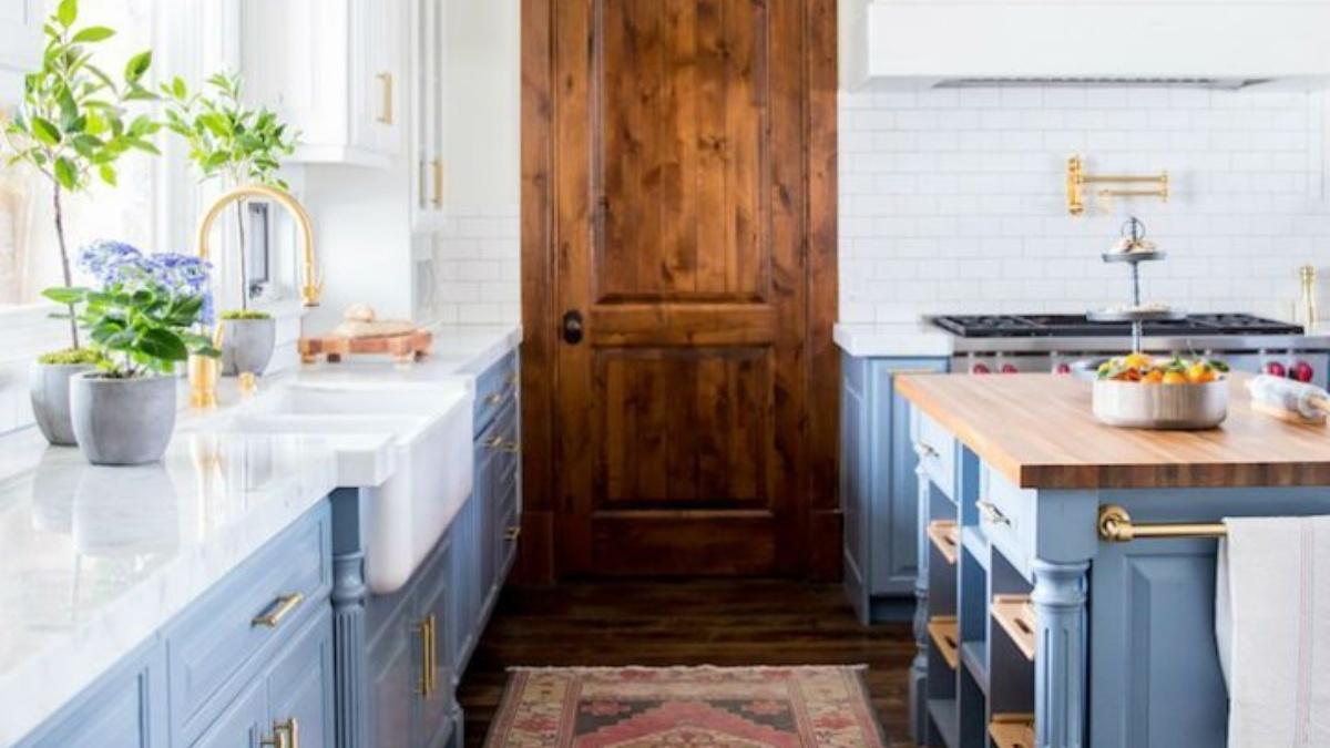 Clean Elegant Kitchen Designs