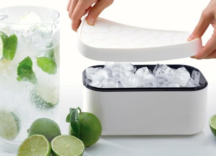 Lékué Ice Cube Storage Box