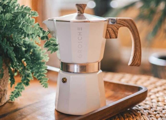 MILANO Stovetop Espresso Maker