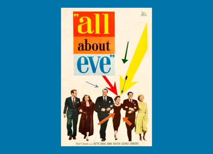 All About Eve Poster Cover