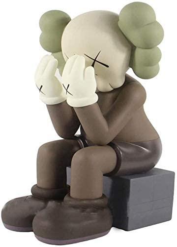 KAWS Companion grieving. Box model art toys