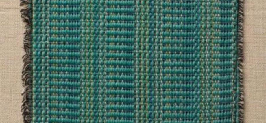 A sample of Bauhaus Fabric