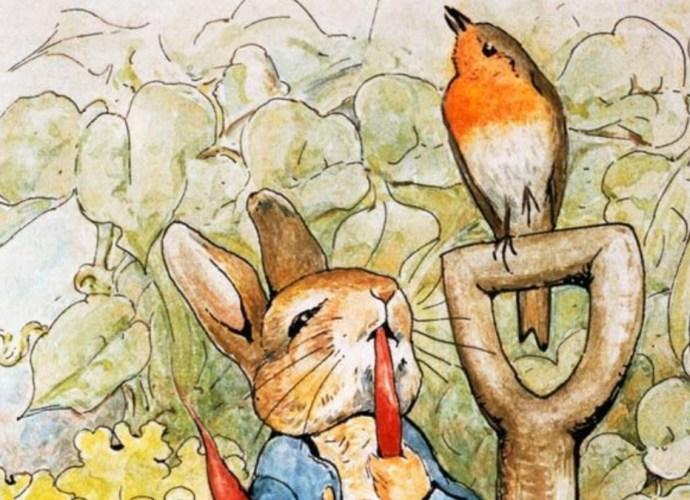 Beatrix Potter - Peter Rabbit