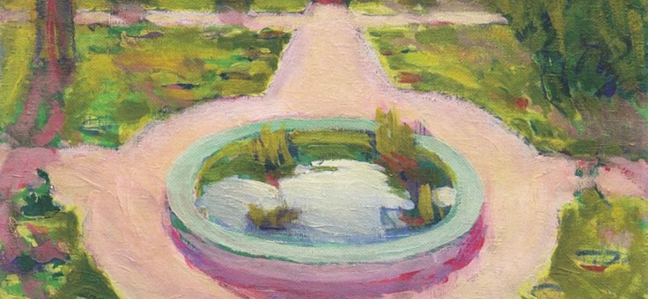 Koloman Moser Painting