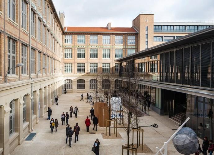 Ecolle Boulle College, Paris, France