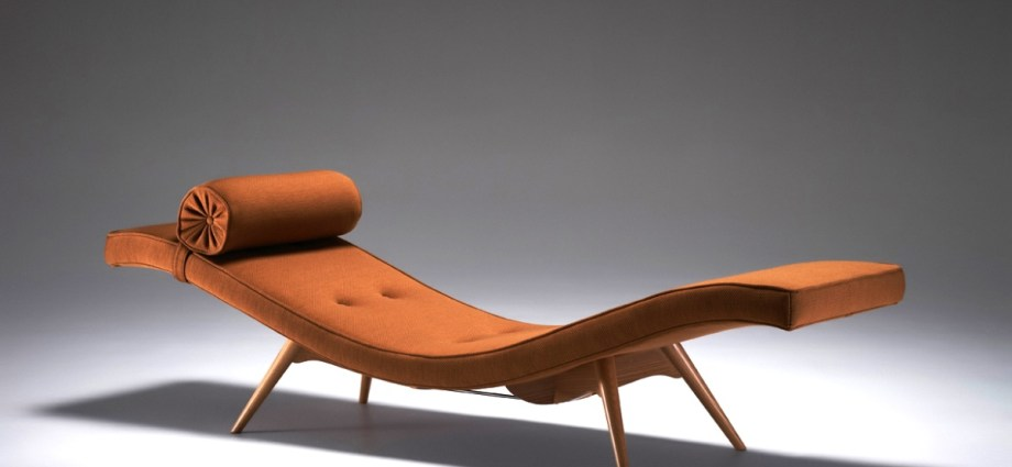 Featherston Chaise Lounge
