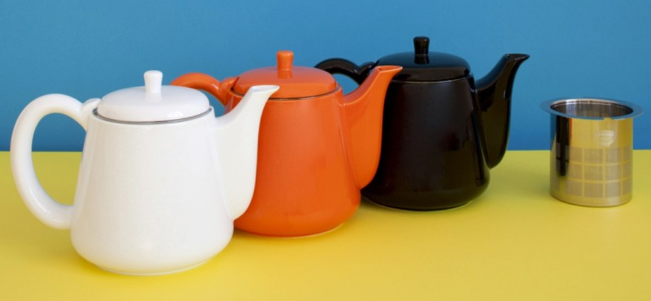 George Sowden - Joe Teapot