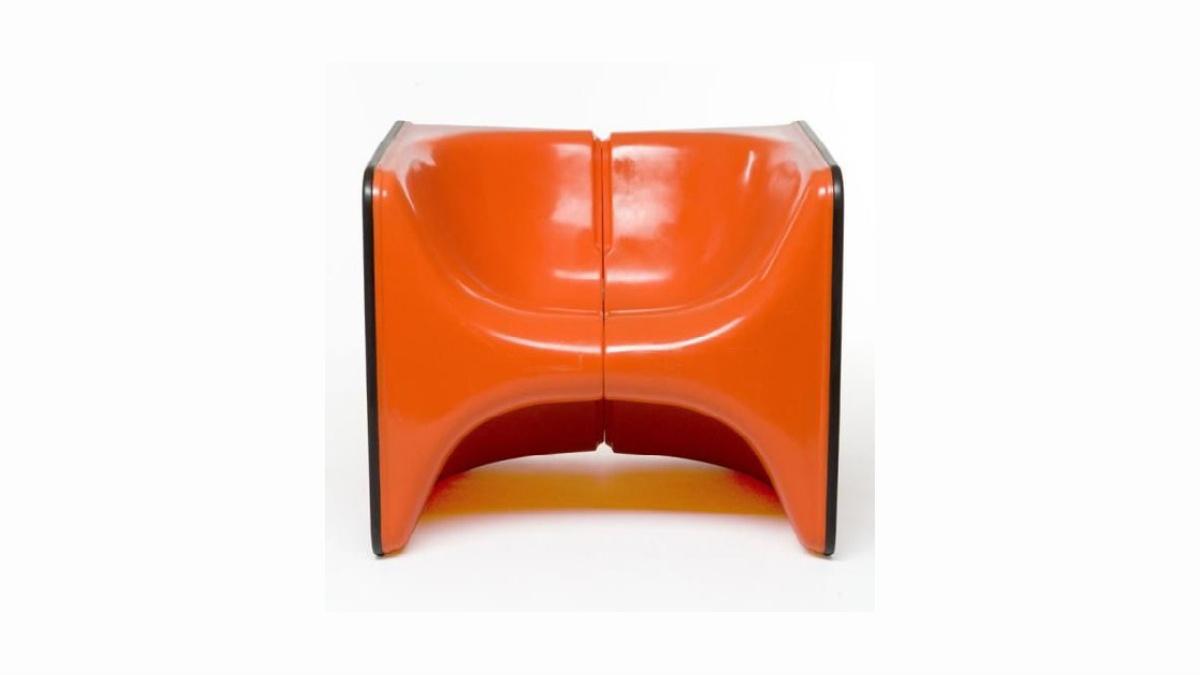 Half and Half Chair