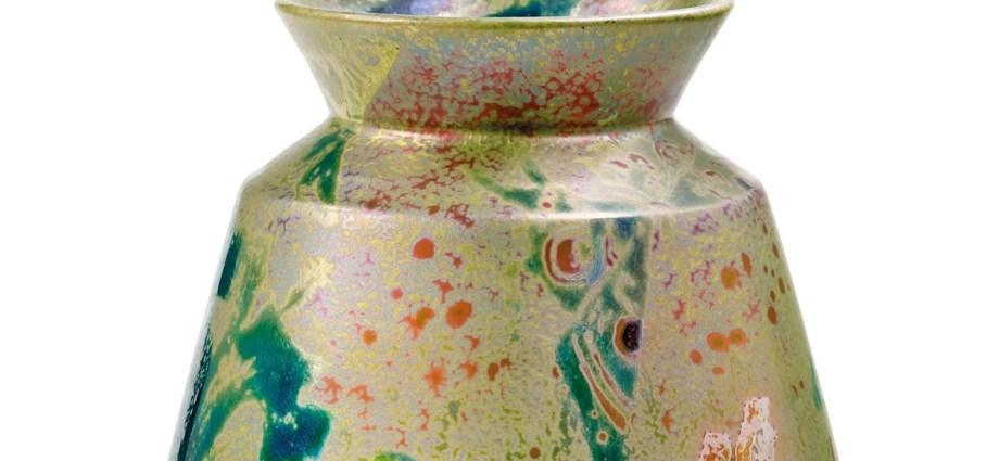 Lucien Levy-Dhurmer Vase