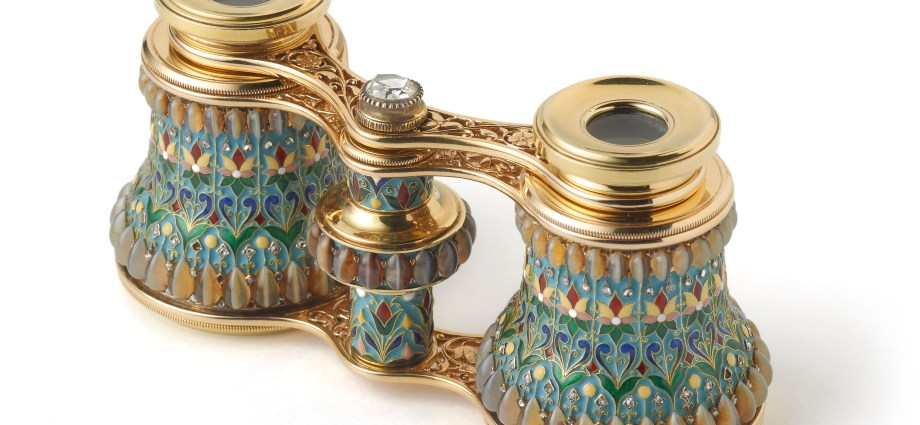 Opera Glasses - Lucien Falize