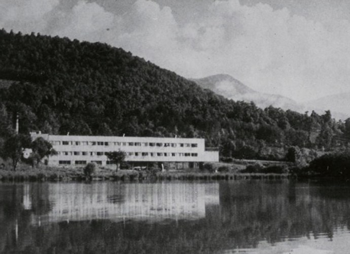 Black Mountain College in North Carolina
