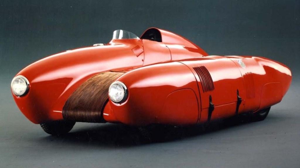 Carlo Mollino Automobile