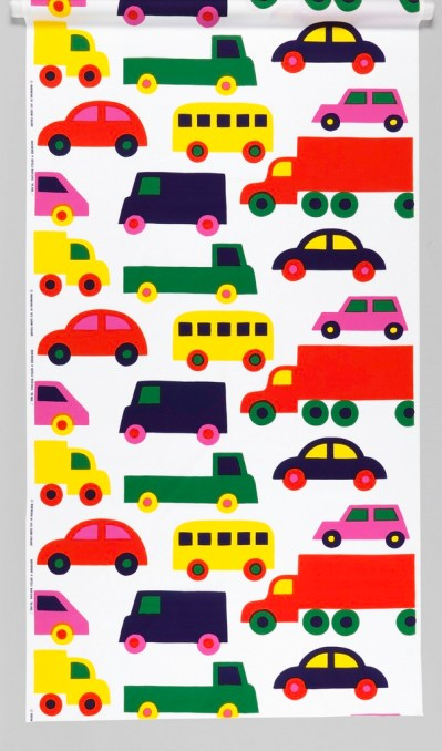 Textile, Bo Boo, 1975 designed by Katsuji Wakisaka - Cooper Hewitt