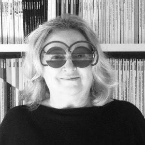 Giorgina Castiglioni photo in black and white
