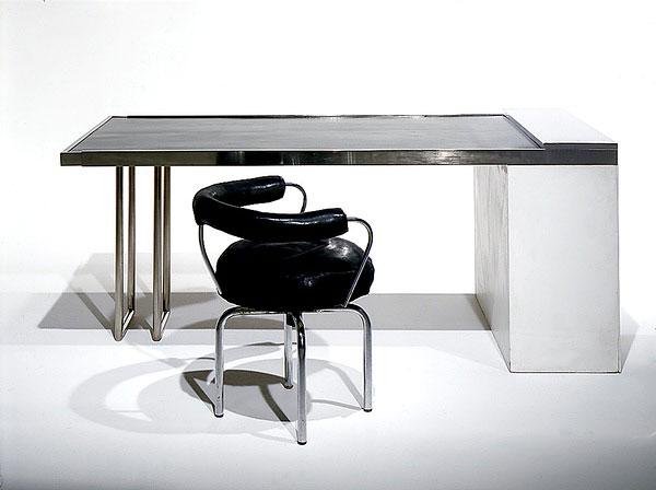 Le Corbusier B302 Swivel Chair