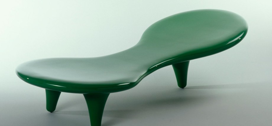 Orgone Loung by Marc Newson