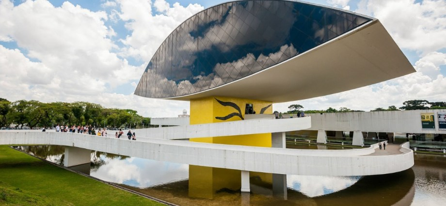 Oscar Niemeyer featured image
