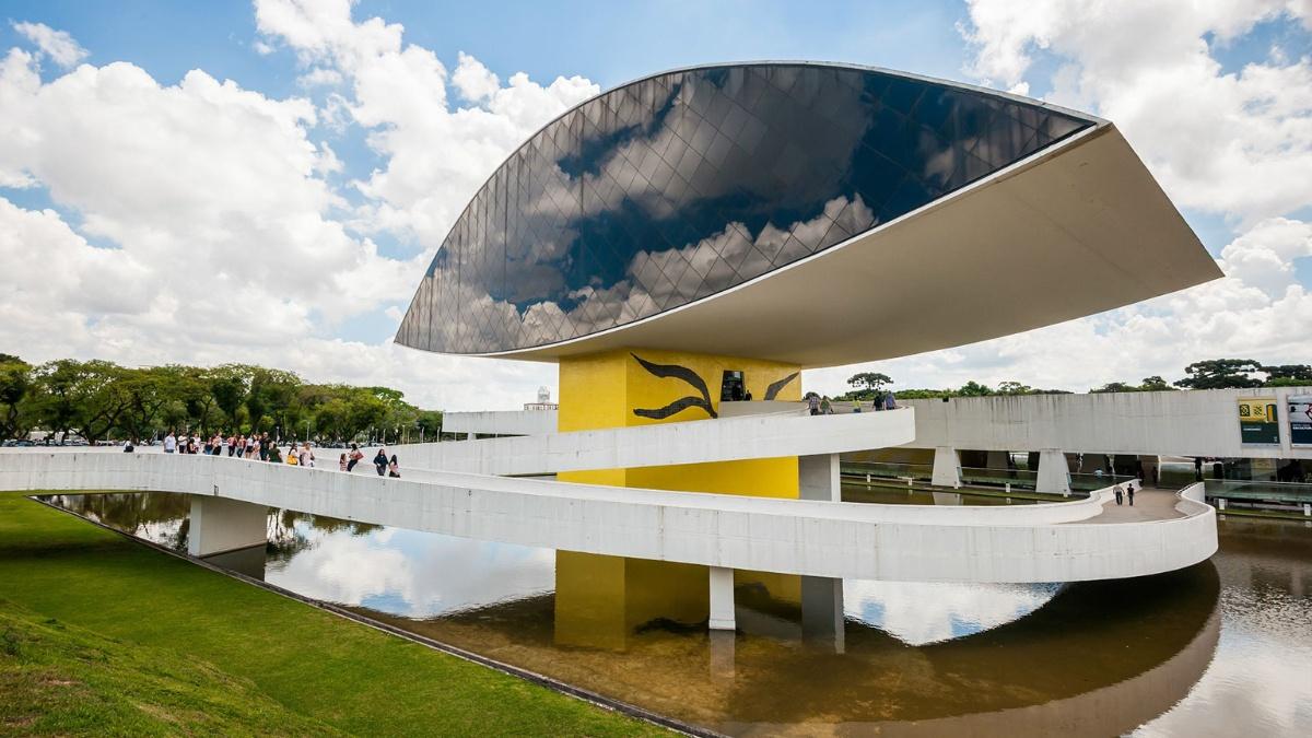 Oscar Niemeyer featured image