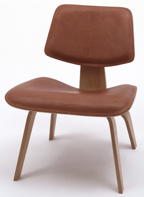 Charles Eames, Low Side Chair, c.1946