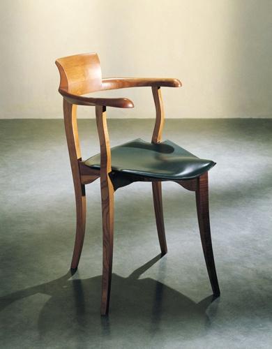 Sedotta chair 1993 by David Palterer