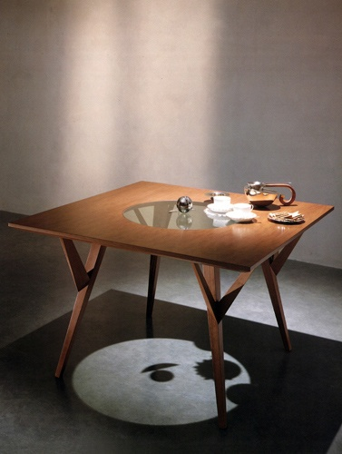 Seduttore table by David Palterer 1993