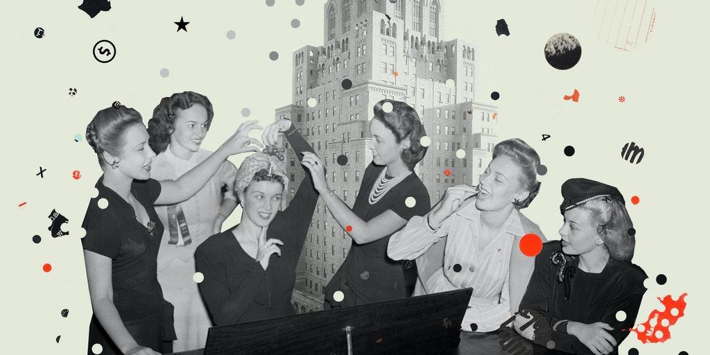 Barbizon Hotel women